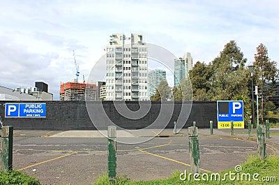 City carpark