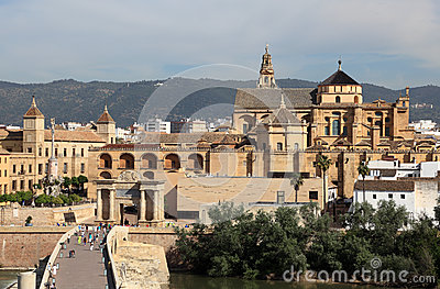 City of Cordoba, Andalusia Spain