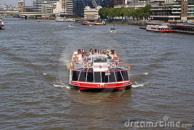 City Cruises Editorial Stock Photo
