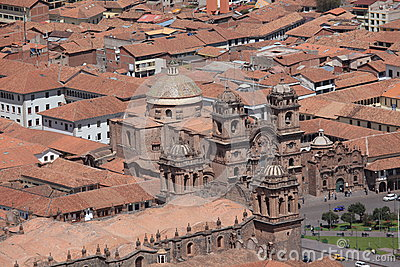The City of Cuzco