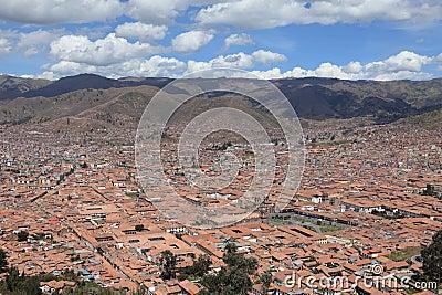 The City of Cuzco
