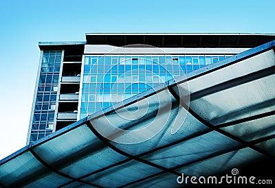 City environment - buildings