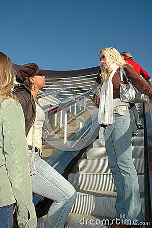 City Escalator