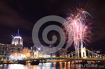 City Fireworks