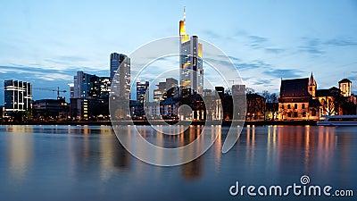 City Frankfurt, Germany