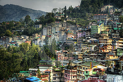 City of Gangtok