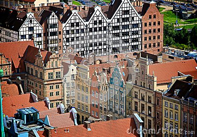 City of Gdansk, Poland