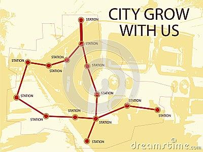 City grow with us