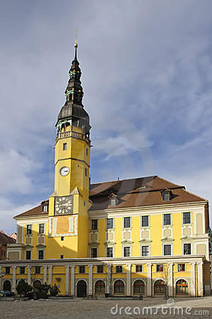 City hall in bautzen
