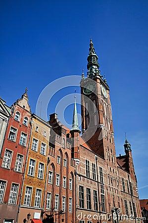 City Hall of Gdansk