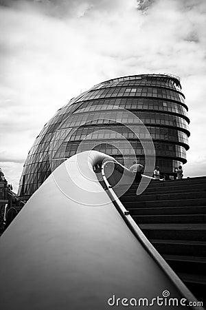 City Hall, GLA Building (Mayor s Office) London