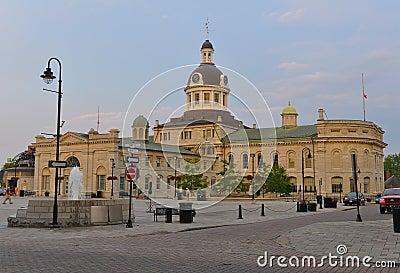 City Hall Kingston Ontario Canada