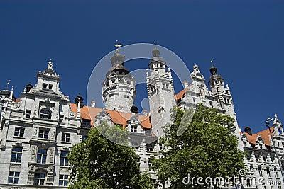 City Hall of Leipzig