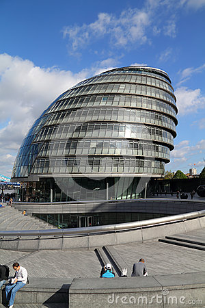 City Hall, London, UK