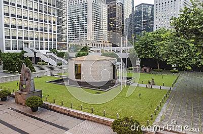 City Hall Memorial Garden