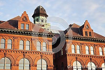 City Hall in Peoria, Illinois