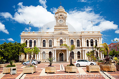 City hall of Port Elizabeth