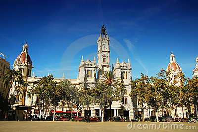 City Hall, Valencia
