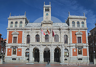 City Hall of Valladolid
