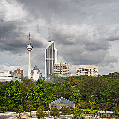 City landmark