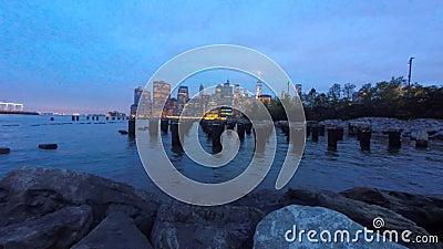 city manhattan new skyline york