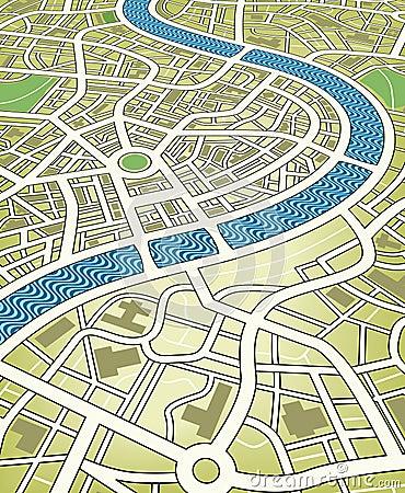 Free City Map Stock Photos - 9199253
