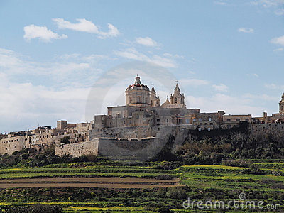 City of Mdina, Malta
