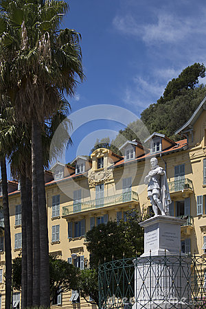 City of Nice - Cote d Azur - South of France.
