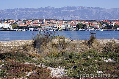 City of Novalja, Croatia