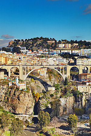 Free City Of Constantine, Algeria Stock Image - 19140921
