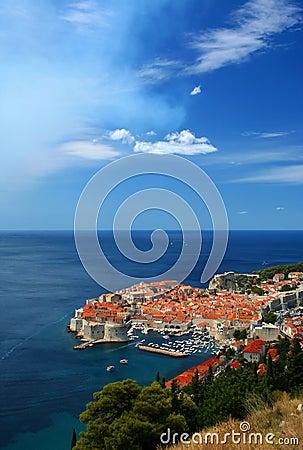 Free City Of Dubrovnik, Croatia Stock Photo - 3817370