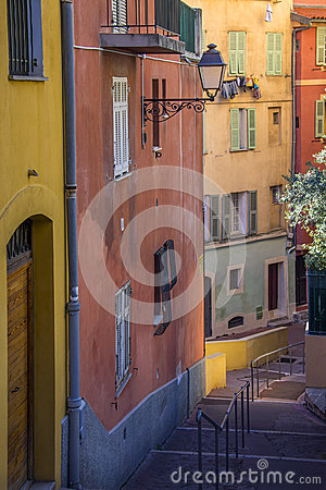 Free City Of Nice - South Of France Royalty Free Stock Photography - 26686897