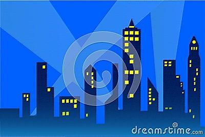 City Outline
