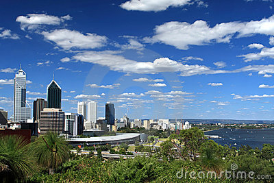 The City Of Perth, Western Australia