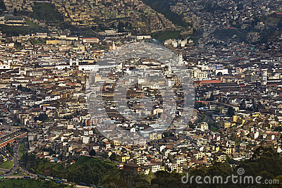 City of Quito - Ecuador - South America