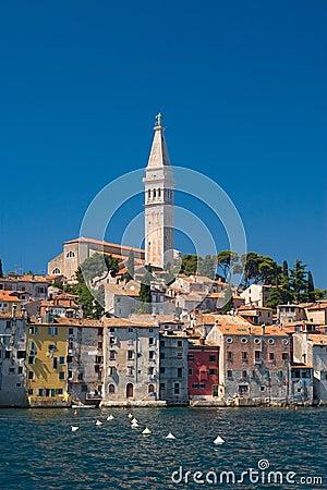 Free City Rovinj, Croatia Stock Photography - 7712592