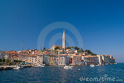 City Rovinj, Croatia