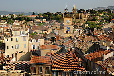 City of Salon de Provence