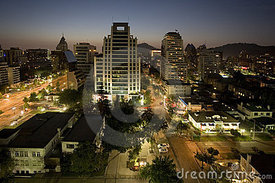 City of Santiago - Chile