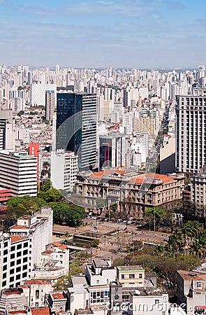 City sao paulo