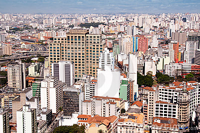 City of Sao Paulo