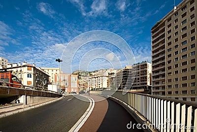 City Scene, Monte Carlo, Monaco