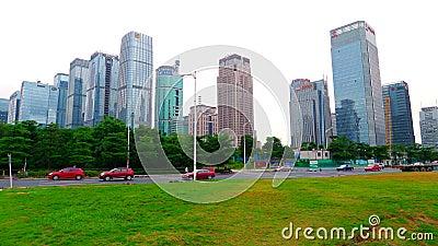 City shenzhen Editorial Photo