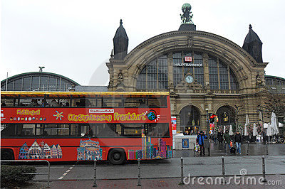 City sightseeing Editorial Image