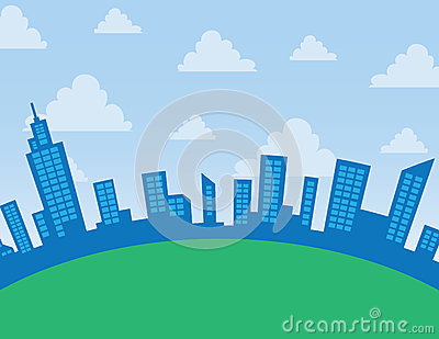 City Skyline Arc