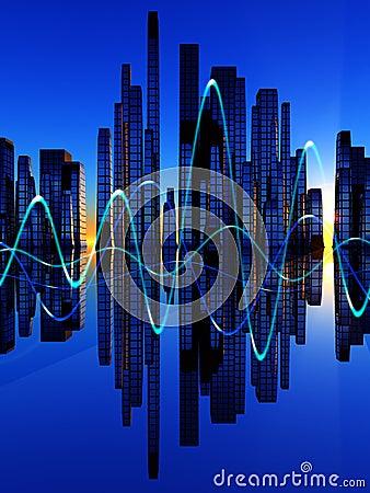 City Of The Soundwave 6