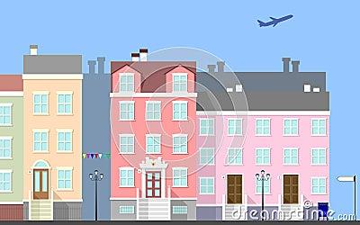 City Street Scene [1]