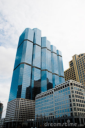 Free City Towers Royalty Free Stock Photography - 2681777