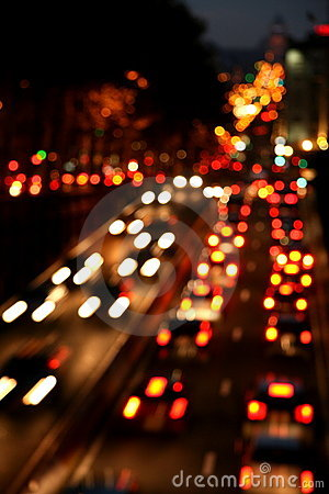 Free City Traffic Stock Images - 7075214