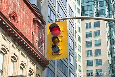 City Traffic Light